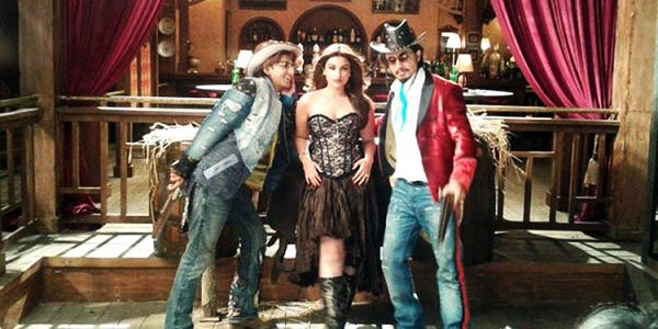 Ali Zafar Indian Movie Kill Dil