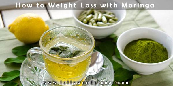 Weight Loss With Moringa Tea