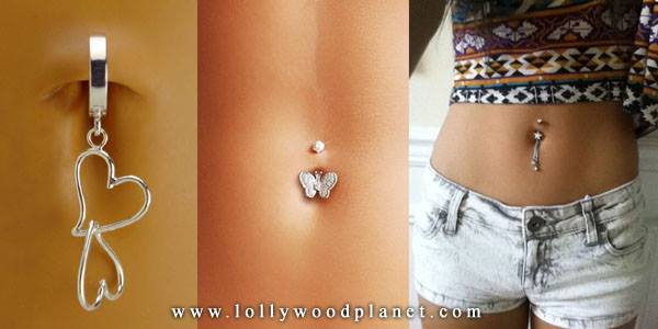 how to take care of your belly button piercing