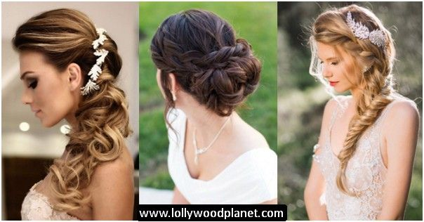 Latest Bridal Hairstyle Trends For Brides