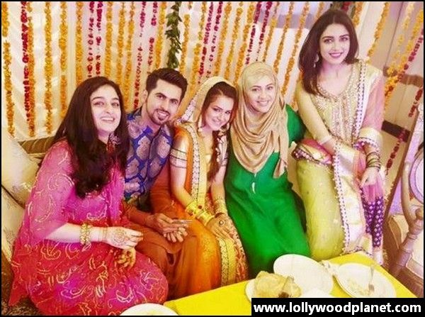 Pakistani Celebrities Marriages And Divorces In 2015