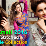 Amna Ismail 2016 Semi Stitched Collection