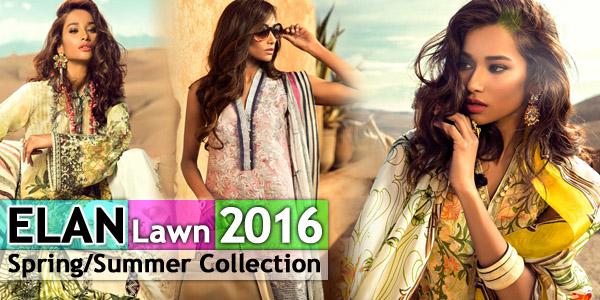Elan Lawn Collection 2016