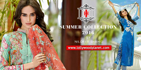 Ittehad Lawn 2016 Catalogue
