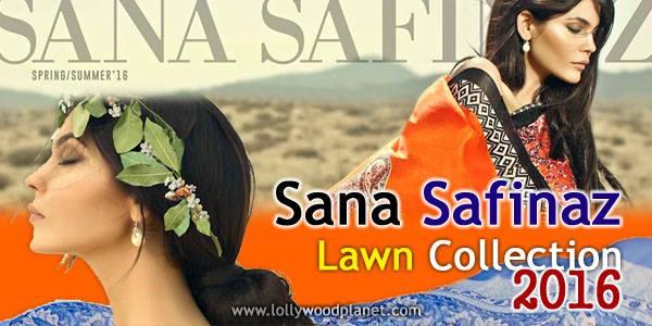 Sana Safinaz Lawn Collection 2016 Online Catalogue