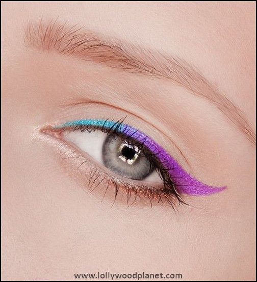 Two Tone Ombre Eyeliner