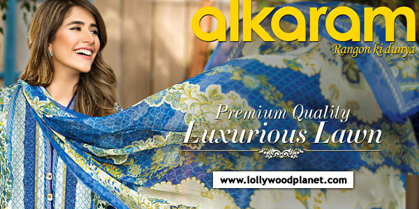 Alkaram Studio New Lawn Dresses 2016 Volume 2