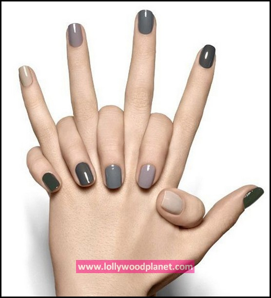 The Gradiant Nail Design