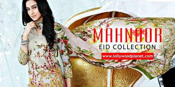 Al Zohaib Mahnoor Lawn Eid Collection 2016