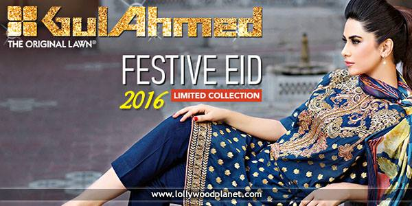 Gul Ahmed Eid Collection 2016 Catalogue
