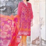 Gul Ahmed Ideas Pret Eid Collection 2016 Design PM 111