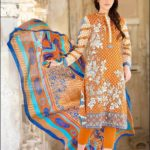 Gul Ahmed Ideas Pret Eid Collection 2016 Design PM 115