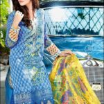 Gul Ahmed Ideas Pret Eid Collection 2016 Design PM 118