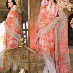 Gul Ahmed Ideas Pret Eid Collection 2016 Design PM 119