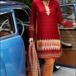 Gul Ahmed Ideas Pret Eid Collection 2016 Design PM 122