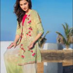 Gul Ahmed Ideas Pret Eid Collection 2016 Design PM 129