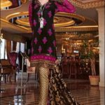 Gul Ahmed Ideas Pret Eid Collection 2016 Design PM 104