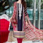 Gul Ahmed Ideas Pret Eid Collection 2016 Design PM 133