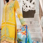 Gul Ahmed Ideas Pret Eid Collection 2016 Design PM 136