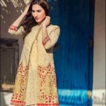Gul Ahmed Ideas Pret Eid Collection 2016 Design PM 139