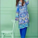 Gul Ahmed Ideas Pret Eid Collection 2016 Design PM 141