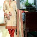 Gul Ahmed Ideas Pret Eid Collection 2016 Design PM 142