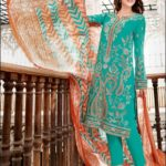 Gul Ahmed Ideas Pret Eid Collection 2016 Design PM 145