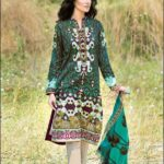 Gul Ahmed Ideas Pret Eid Collection 2016 Design PM 146