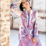 Gul Ahmed Ideas Pret Eid Collection 2016 Design PM 150