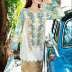 Gul Ahmed Ideas Pret Eid Collection 2016 Design PM 151