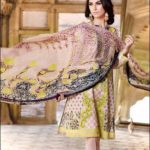 Gul Ahmed Ideas Pret Eid Collection 2016 Design PM 153