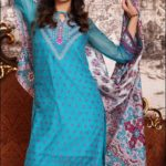 Gul Ahmed Ideas Pret Eid Collection 2016 Design PM 154