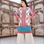 Gul Ahmed Ideas Pret Eid Collection 2016 Design PM 158
