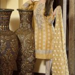 Gul Ahmed Ideas Pret Eid Collection 2016 Design PM 107