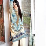 Gul Ahmed Ideas Pret Eid Collection 2016 Design PM 162