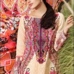 Gul Ahmed Ideas Pret Eid Collection 2016 Design PM 163