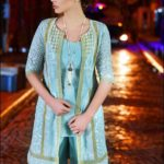 Gul Ahmed Ideas Pret Eid Collection 2016 Design PM 166