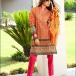 Gul Ahmed Ideas Pret Eid Collection 2016 Design PM 167