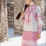 Gul Ahmed Ideas Pret Eid Collection 2016 Design PM 185