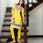 Gul Ahmed Ideas Pret Eid Collection 2016 Design PM 186