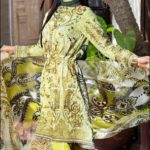 Gul Ahmed Ideas Pret Eid Collection 2016 Design PM 187