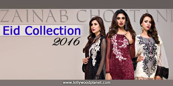 Zainab Chottani Eid Collection 2016
