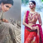 Nadia Faooqui Bridal Frosted Encounter Collection 2016