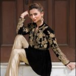 Nadia Farooqui Party Wear Dresses 2016 Designs