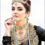 Maya Ali wear Samreen Vance Jewelry Designs 2016