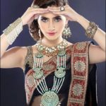 Pakistani Model wear Samreen Vance Jewelry Designs 2016