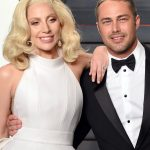 3. LADY GAGA AND TAYLOR KINNEY