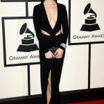 Bella Hadid Annual Grammy Awards 2016