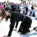 Bella Hadid Fall Michael Kors NYFW