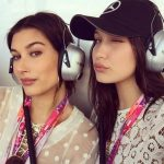 Bella Hadid and Hailey Baldwin Pics